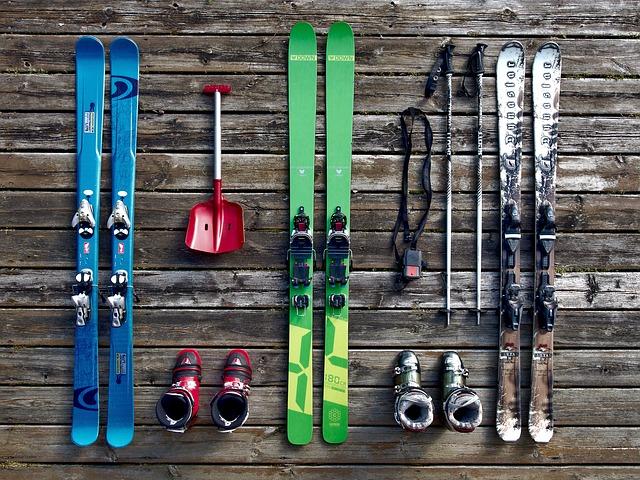 Ile wydamy na zakup pierwszych nart ?