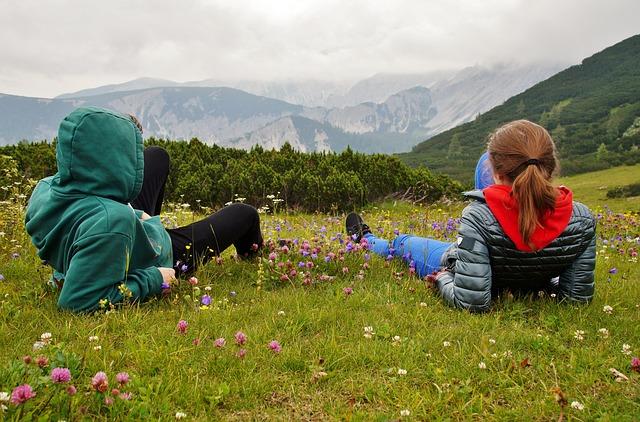 Wypoczynek w górach od A do Z