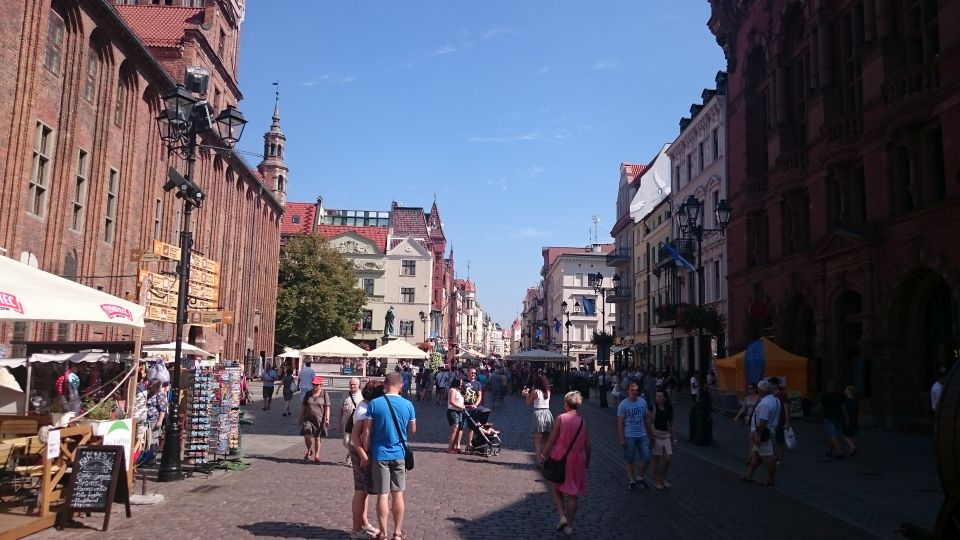 7 powodów dla których warto odwiedzić Toruń