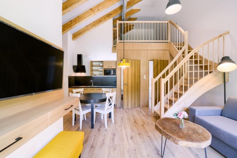 Apartamenty Złoty Widok Ski&Spa  4