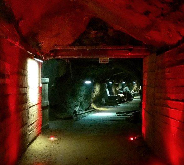 Sztolnia Arado w Kamiennej Górze 1