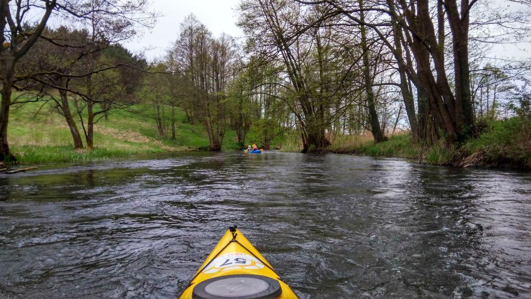 Spływ kajakiem - Stara Rzeka 6