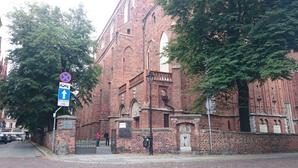 Katedra św. Jana Chrzciciela i Jana Ewangelisty w Toruniu