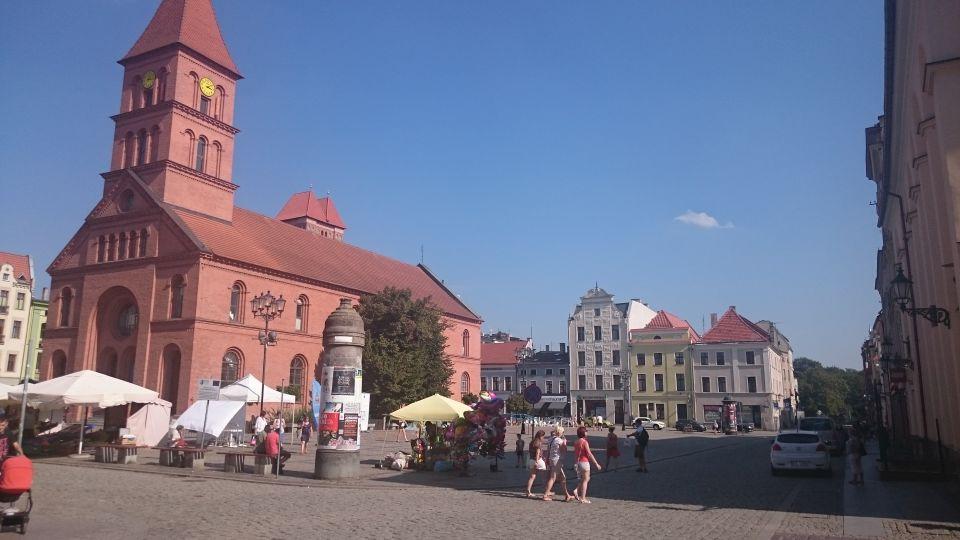 Toruński Rynek Nowomiejski
