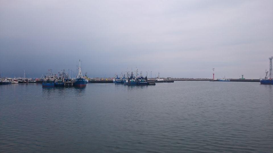Port rybacki we Władysławowie 2