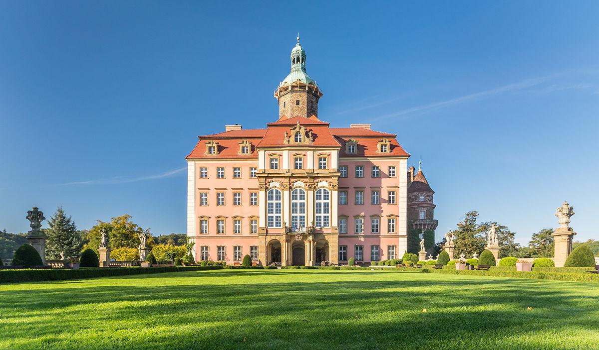 Zamek Książ w Wałbrzychu – trzeci co do wielkości zamek w Polsce 2