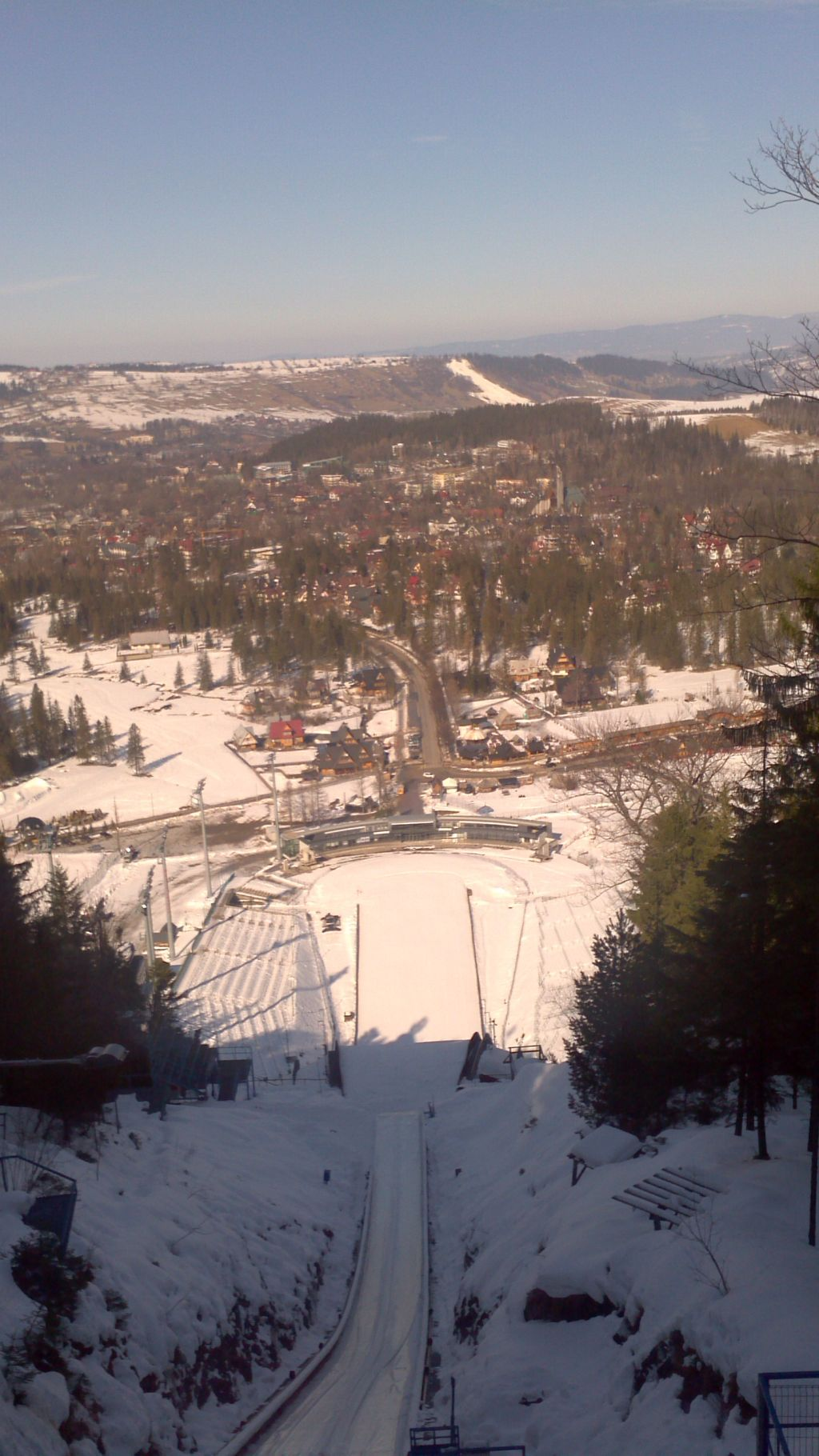 Skocznia narciarska w Zakopanem - Wielka Krokiew