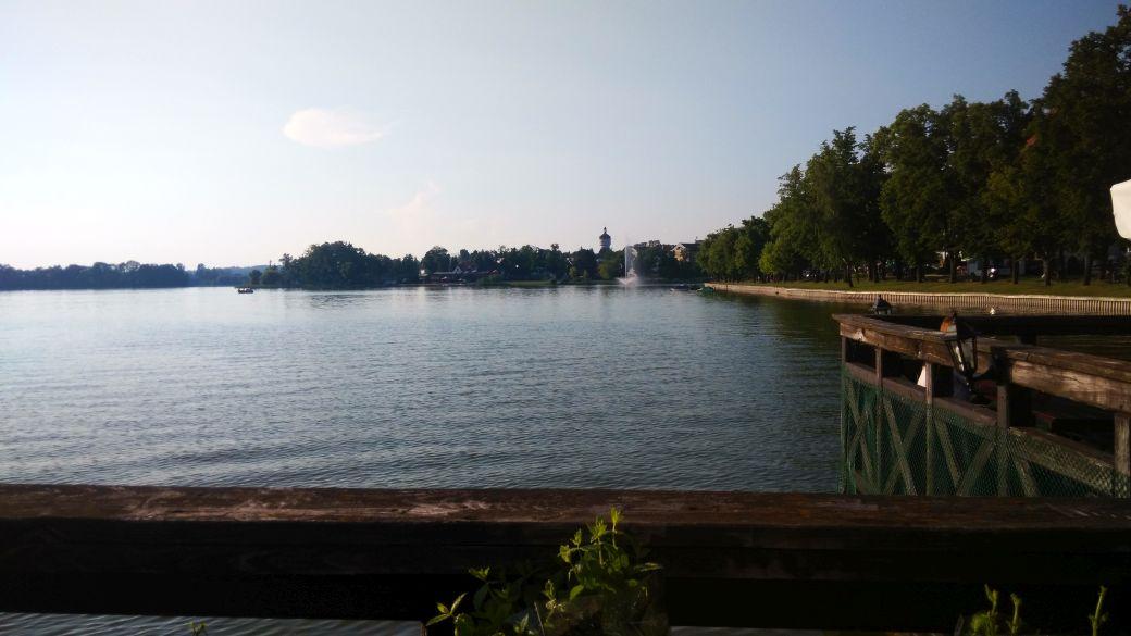 Bulwar nad Jeziorem Ełckim 3