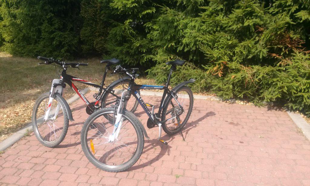Wypożyczalnia rowerów w Supraślu