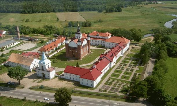 Monaster Zwiastowania NMP w Supraślu