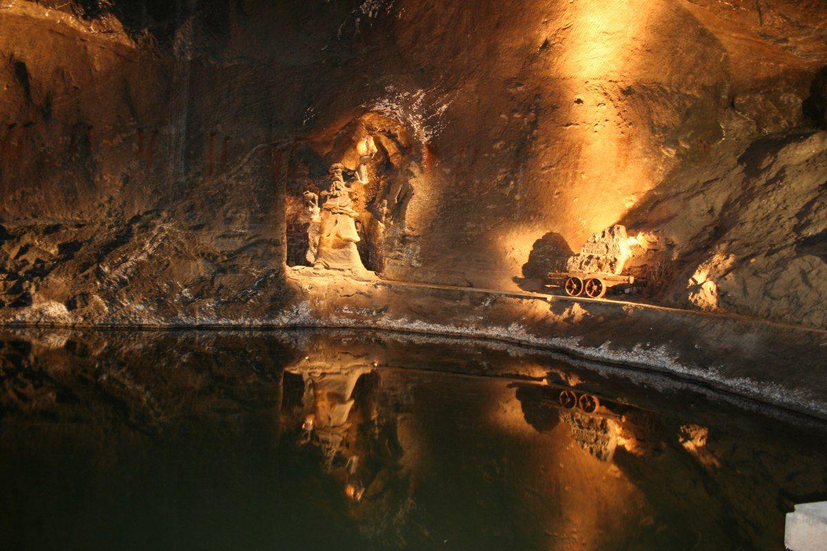 Kopalnia Soli w Wieliczce – cenny pomnik historii Polski