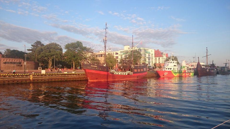 Morski port w Kołobrzegu 2