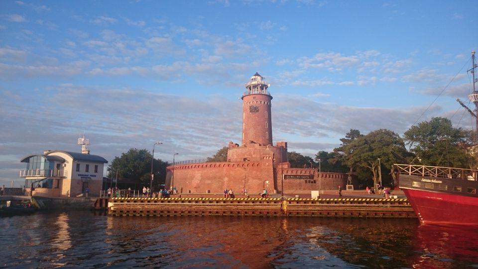 Morski port w Kołobrzegu 3