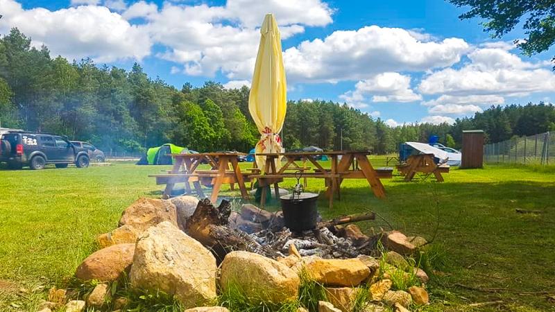 Camp-KAJAKOWO Pole Biwakowe zapraszamy w 2021 1