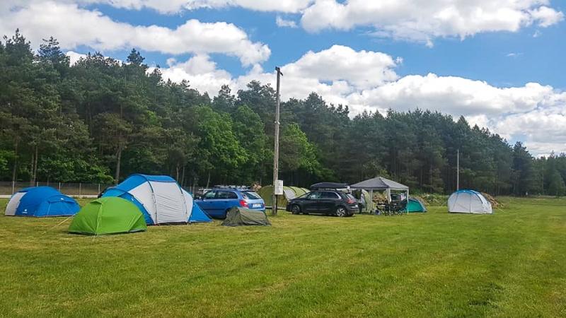 Camp-KAJAKOWO Pole Biwakowe zapraszamy w 2021 6