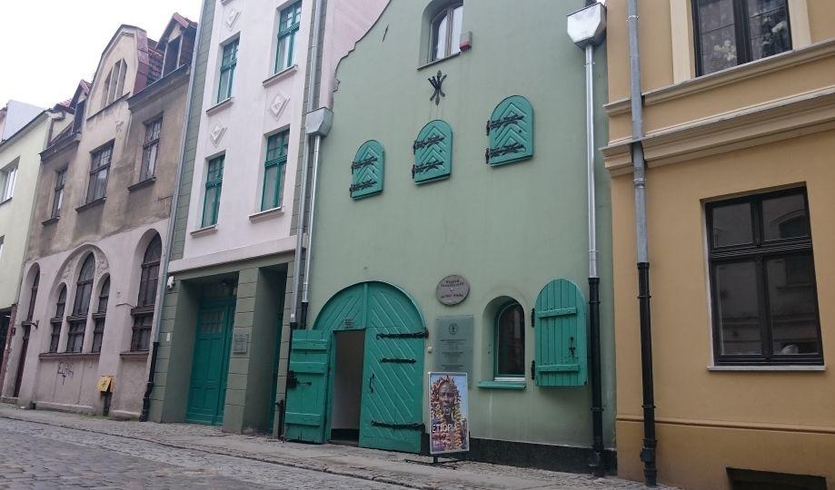 Muzeum Podróżników w Toruniu im. Tonyego Halika