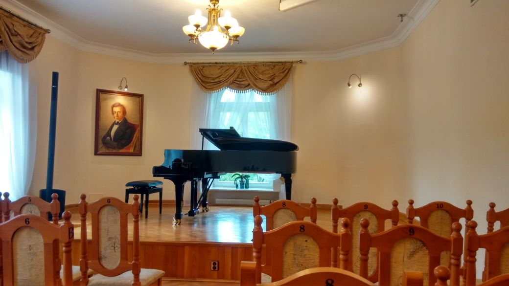 Ośrodek Chopinowski - Szafarnia 2
