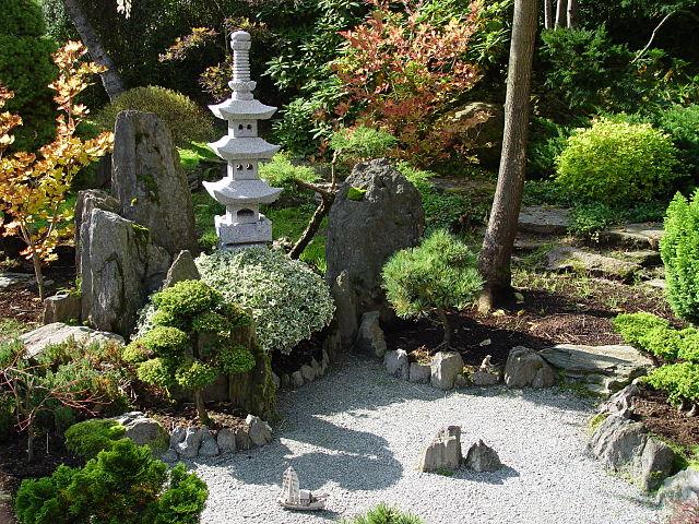 Niezwykły ogród Japoński w Jarkowie 1