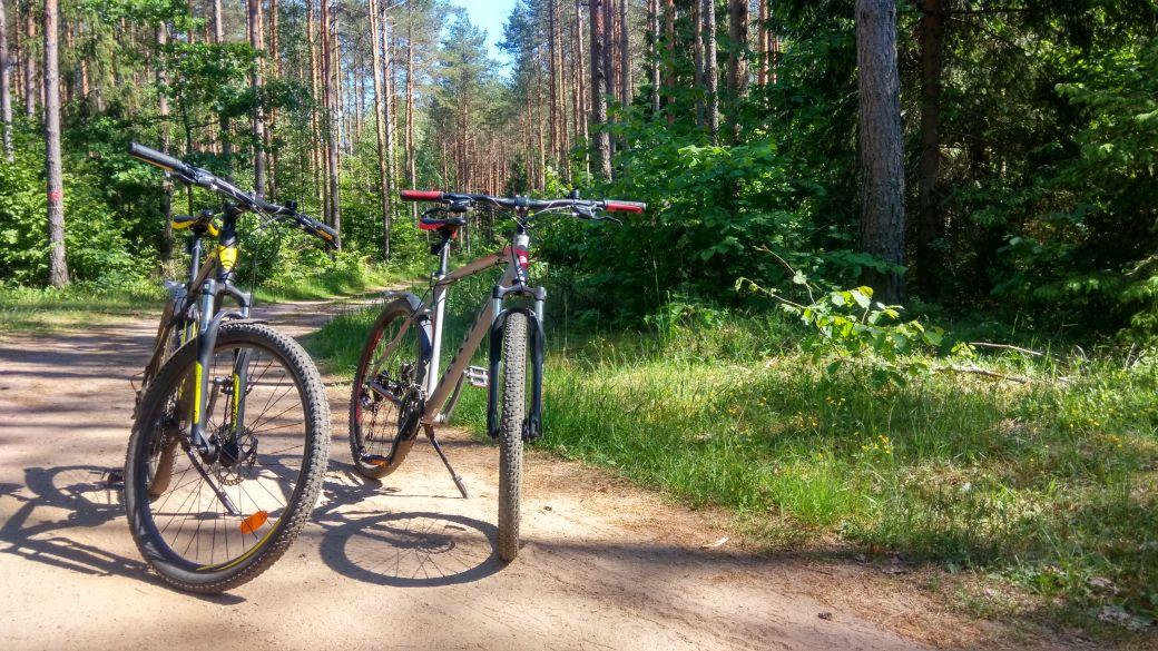 Wypożyczalnia rowerów w Augustowie 2