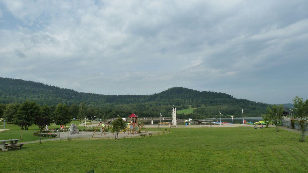 Zalew  Stara Morawa 2