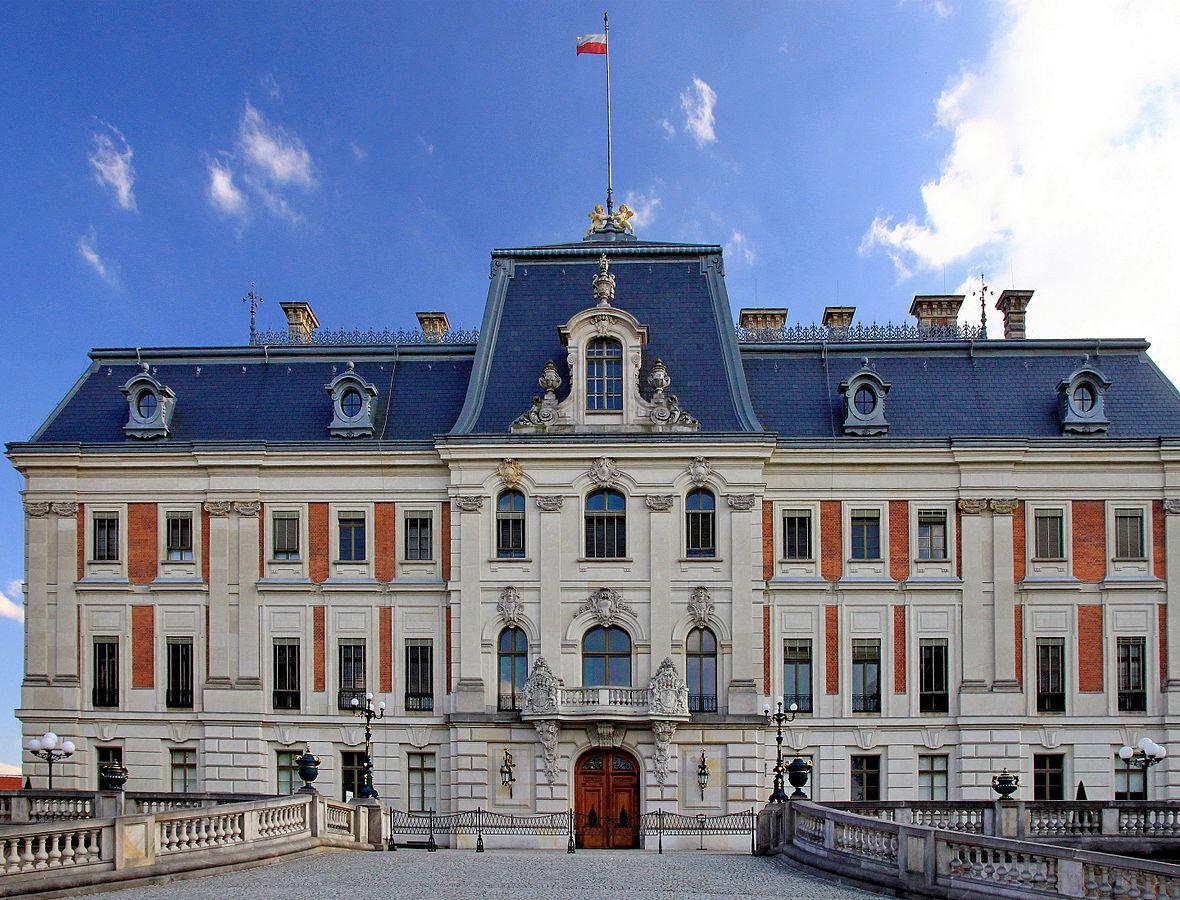 Zamek w Pszczynie – perła Śląska