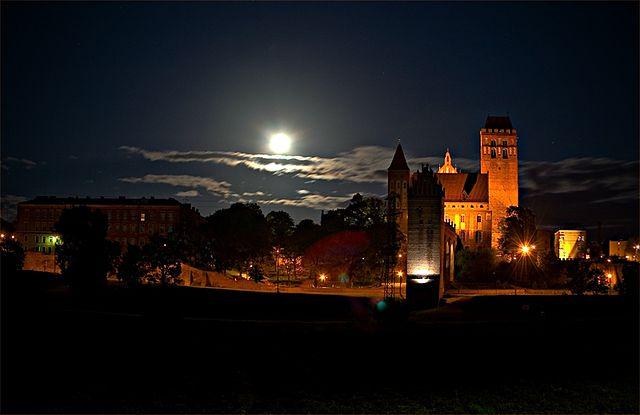 Zamek w Kwidzynie 2