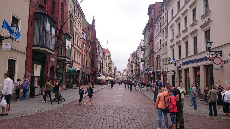 Rynek Staromiejski w Toruniu