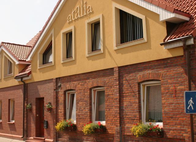 Pensjonat Atalia w Łebie 2