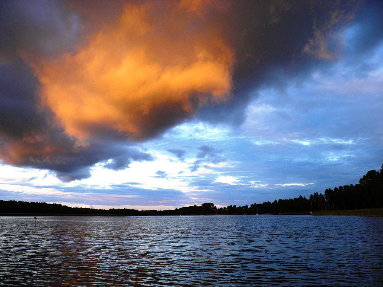 Jezioro Wigry 1