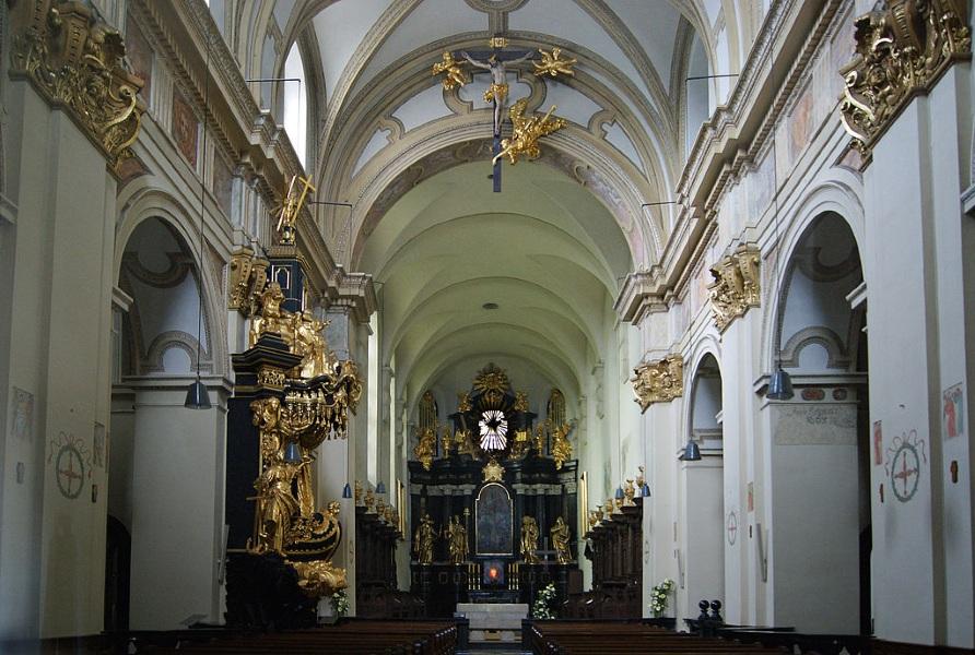 Opactwo benedyktynów w Tyńcu 3