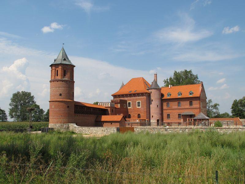 Zamek w Tykocinie 3