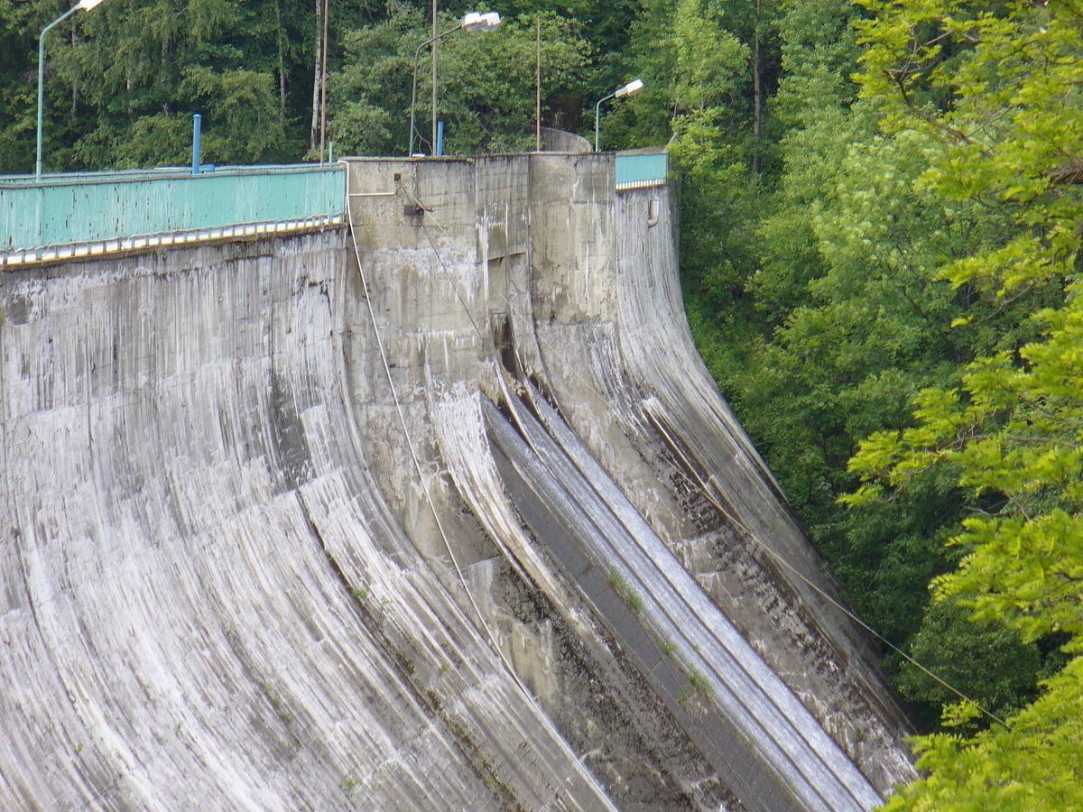 Zapora w Wapienicy – atrakcje turystyczne w Beskidzie Śląskim