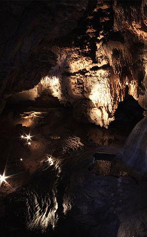 Jaskinia Raj – najpiękniejsza jaskinia w Polsce