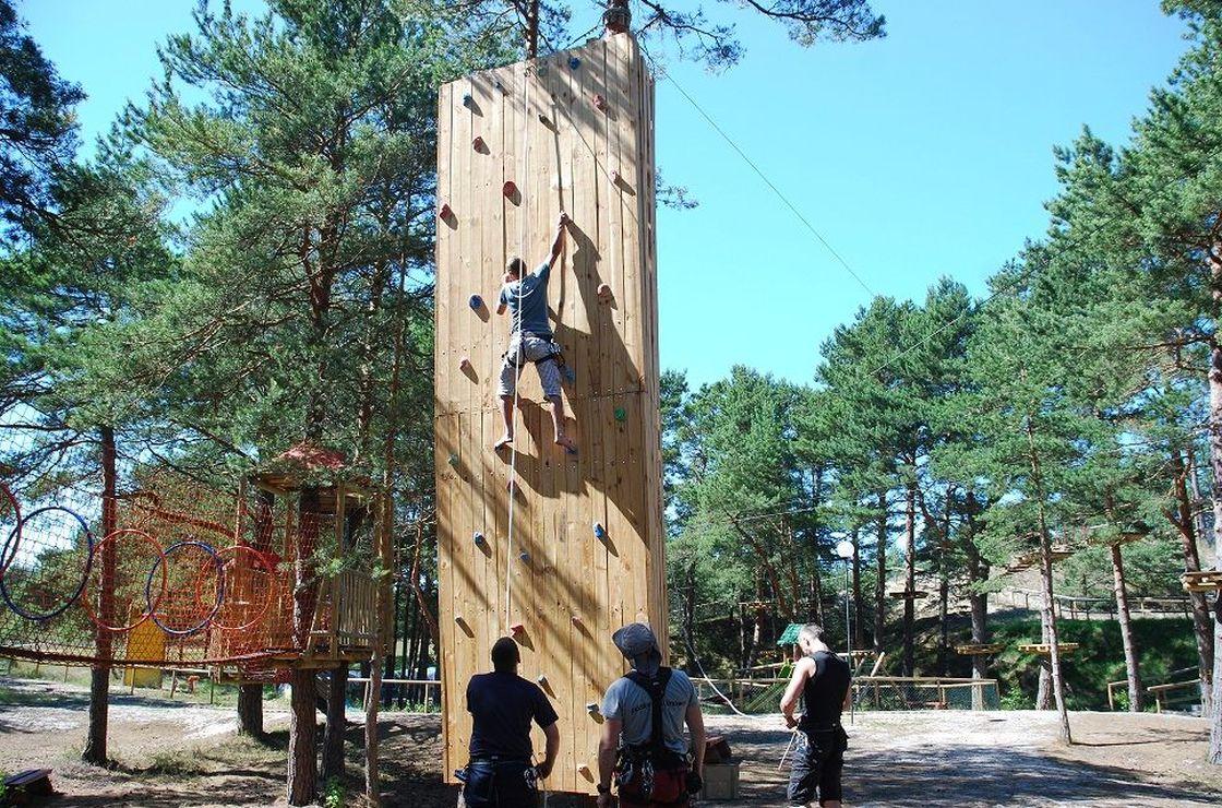 Park Linowy w Łebie - Power Park 4