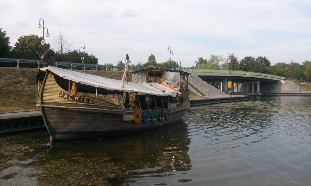 Rejsy po jeziorach Augustowskich i dolinie Rospudy 1