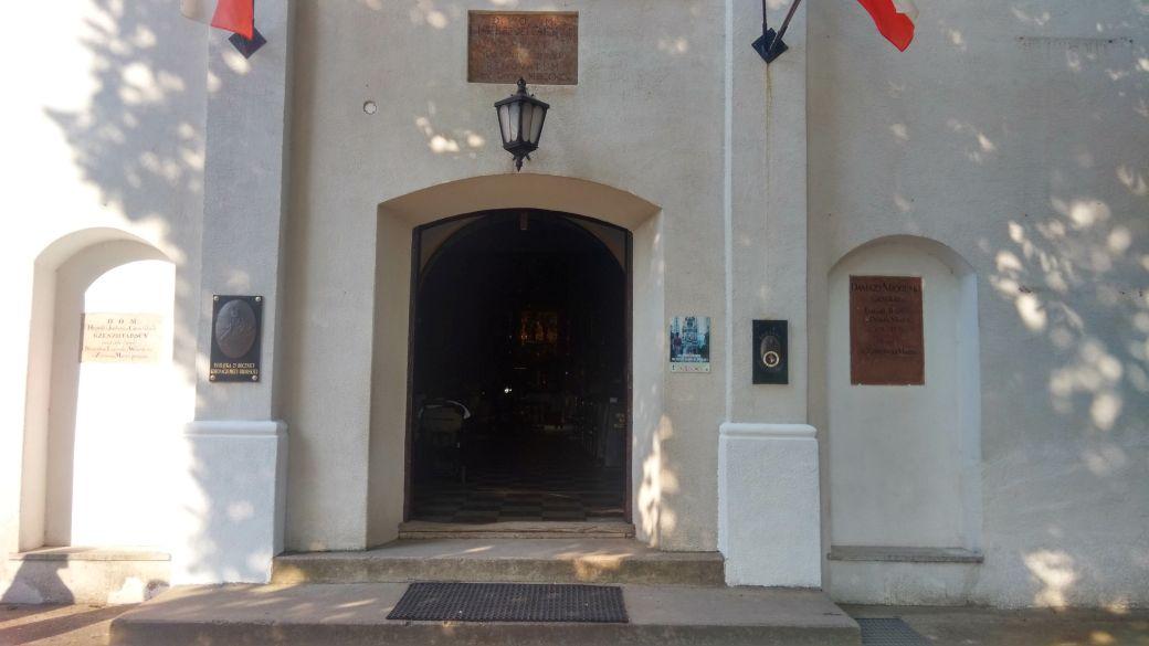 Sanktuarium Matki Bożej Bolesnej w Oborach 5