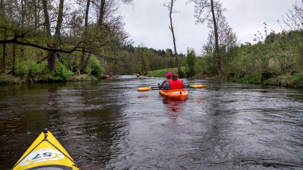 Spływ kajakiem - Stara Rzeka 5