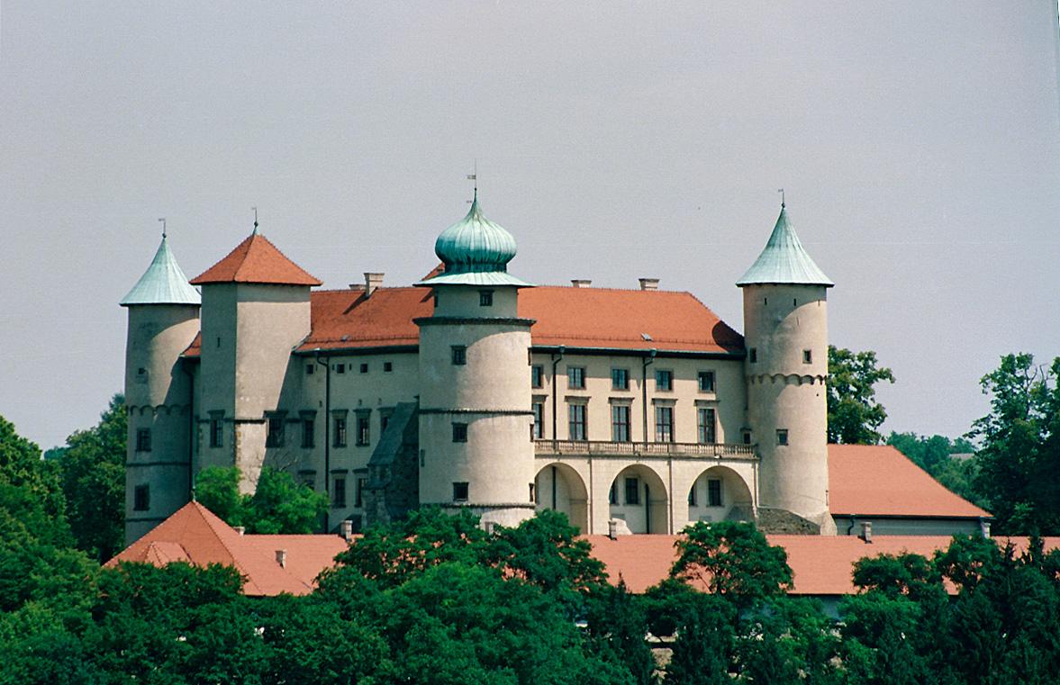Zamek w Nowym Wiśniczu 2