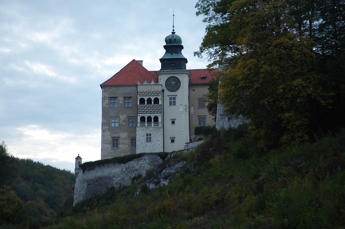 Zamek w Pieskowej Skale – muzeum i park krajobrazowy