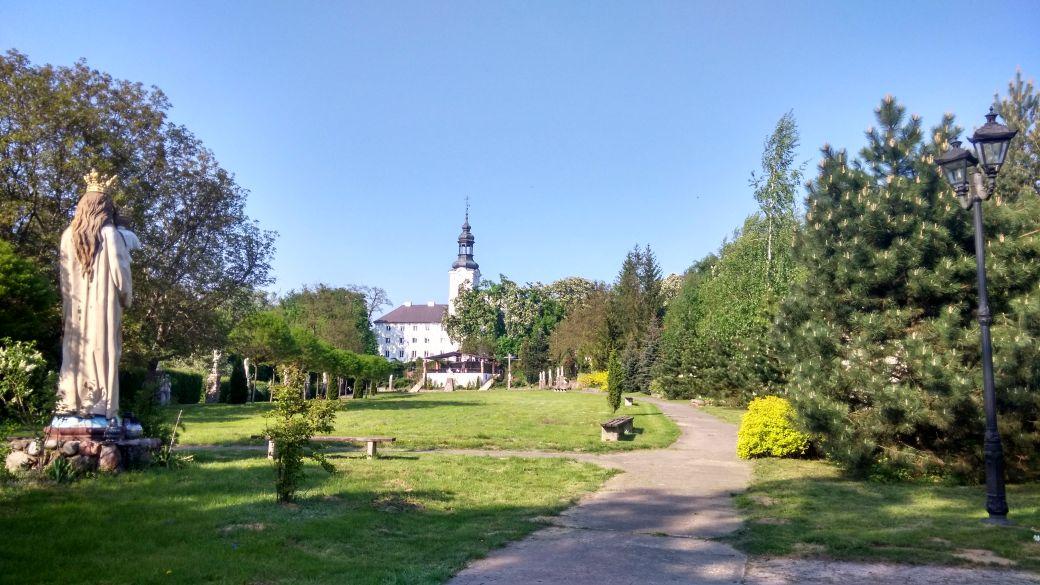 Sanktuarium Matki Bożej Bolesnej w Oborach 2