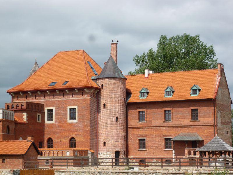 Zamek w Tykocinie 1