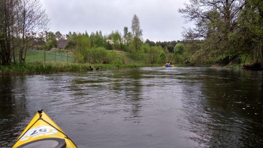 Spływ kajakiem - Stara Rzeka 3