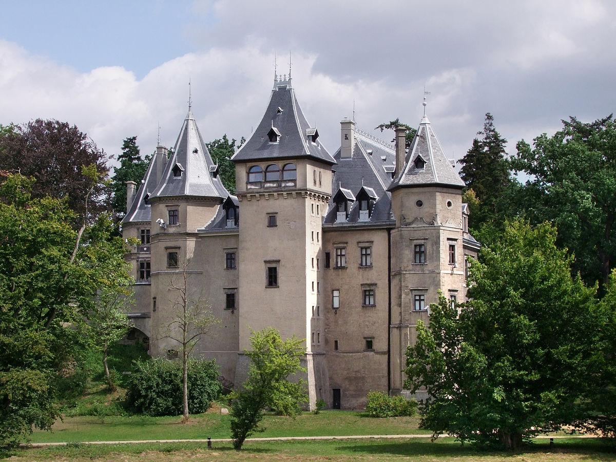Zamek w Gołuchowie 1
