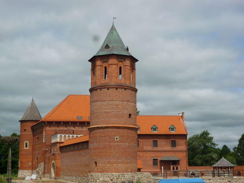 Zamek w Tykocinie 2