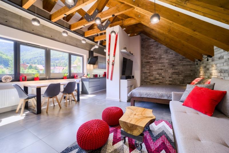 Apartamenty Złoty Widok Ski&Spa  3
