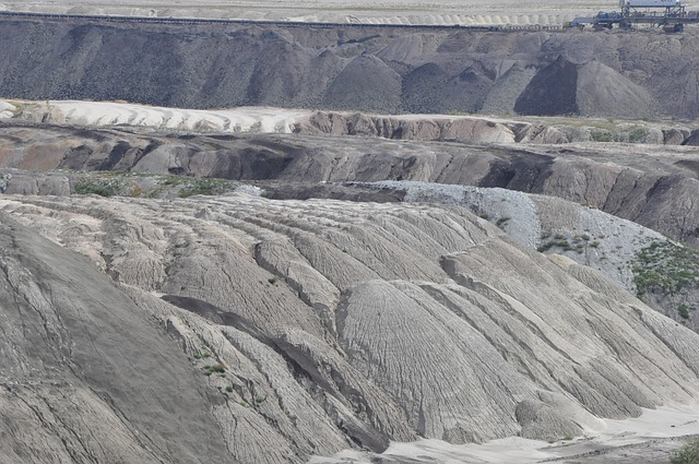 Kopalnia Węgla Bełchatów - największa dziura w Europie