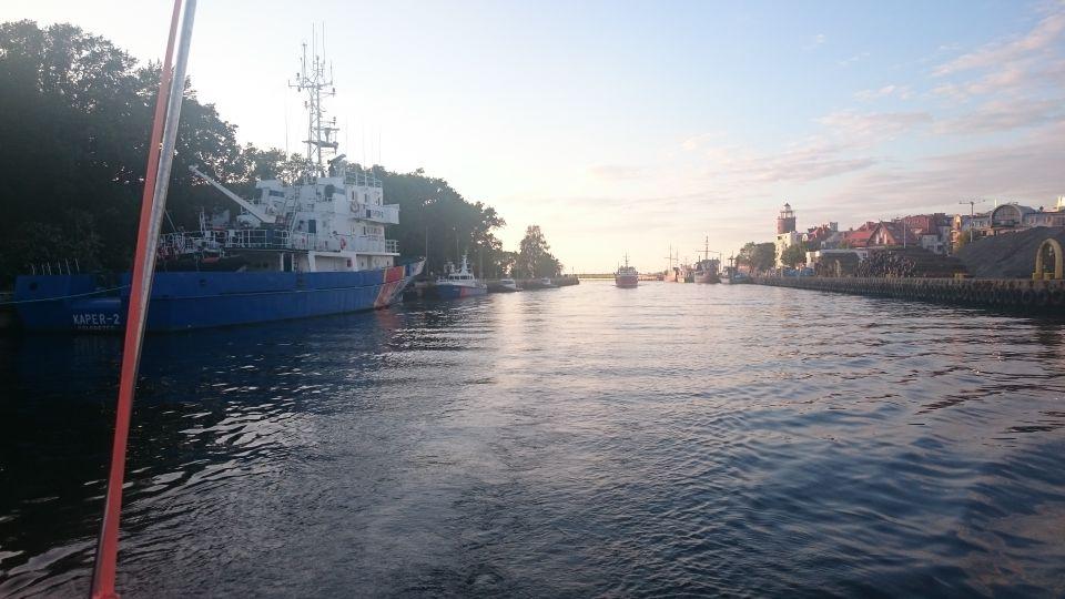 Morski port w Kołobrzegu 6