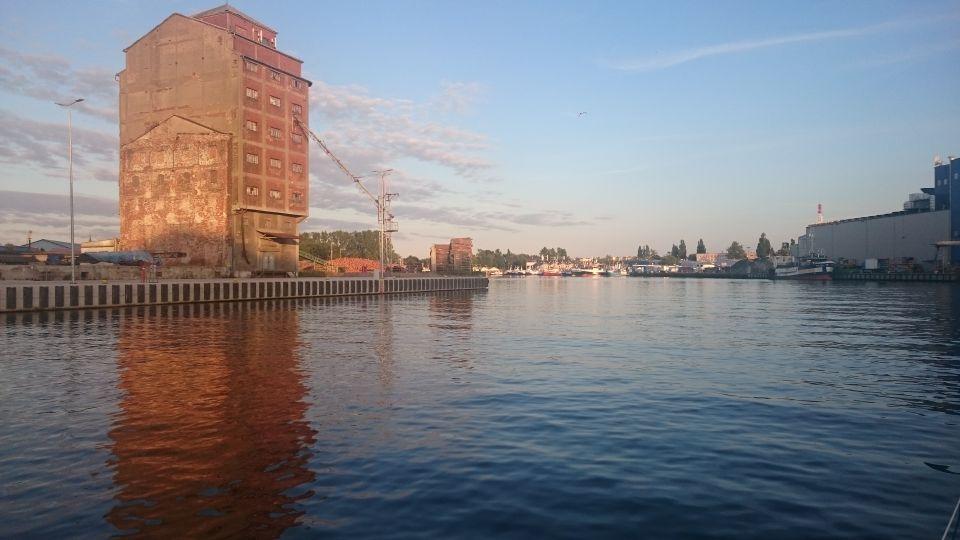 Morski port w Kołobrzegu 7