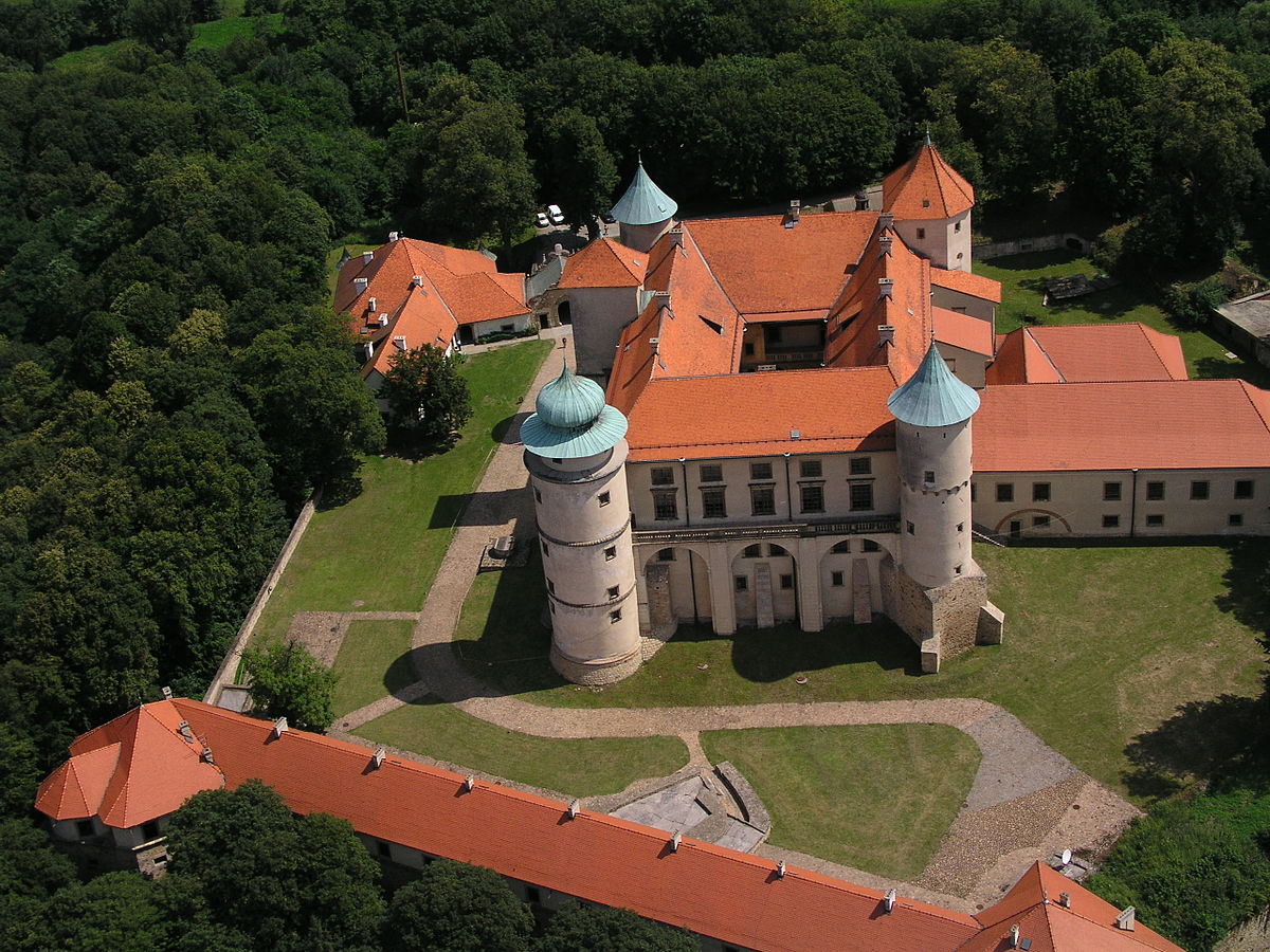 Zamek w Nowym Wiśniczu 1