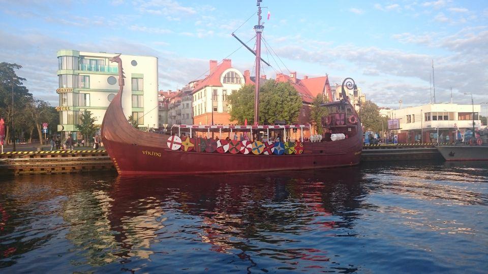 Morski port w Kołobrzegu 4